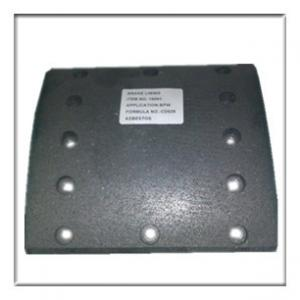 China truck brake lining,drum liner WVA19591, BPW brake parts on sale