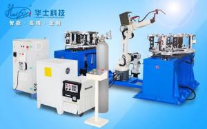 China CNC Industrial Automatic Arm Robot Welding Equipment with Robotic Arm on sale
