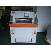 High Speed Hydraulic Paper Cutting Machine 72cm Large Heavy Duty Paper Cutter Machine