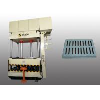 Safety Operation SMC Precision Hydraulic Press Servo Closed - Loop Control