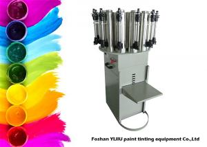 China Manual Paint Dispensing System , Accurate Paint Color Dispensing Machine on sale