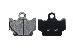 China No Blow Hole Sintered Ceramic Brake Pads For Tricycle 11L-W0045-00 on sale
