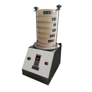 China Industrial Vibratory Sieve Shaker / Laboratory Sieve Shaker Equipment For Powder Or Granules on sale
