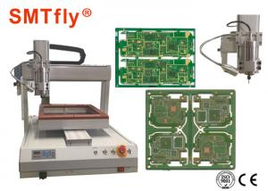 China DIY CNC Router PCB Separator Machine 0.1mm Cutting Precision SMTfly-D3A on sale