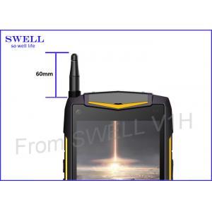 China rs232 LTE dual Usb dual camera Rugged 4G Smartphone dual sim IP68 dustproof phone on sale