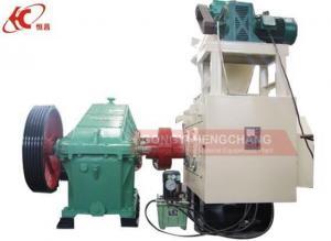 China Coke Coal Briquette Making Machine Dry Powder High Pressure Briquetting Machine on sale