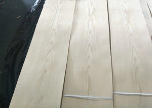 China Furniture Door Surface Sliced Veneer With Smooth And Clear Lines on sale