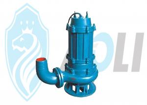 China Portable Electric Sewage Pump , Submersible Drainage Pump For Waste Water on sale