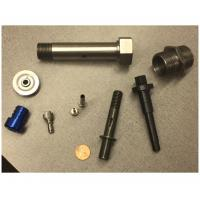 Customized Metal Tube Precision Cnc Machined Components Fiber Laser Cutting Materials