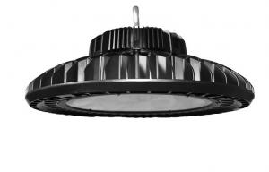China 150LM/W UFO High Bay LED Lights 150Watt IP65, Sling Chain / U Bracket / Rings Mounting on sale