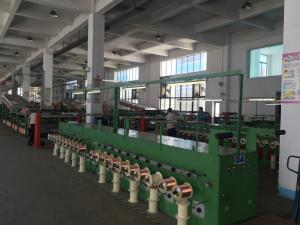 China 40H Wire Annealing Machine With 5 M Furnance , Copper Series Conduit Annealing Machine on sale