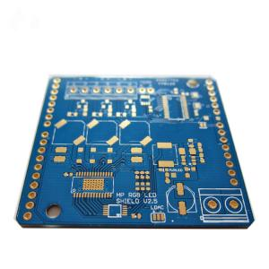 China Peelable Mask 1.6mm FR4 4 Layer PCB For Calibrator on sale