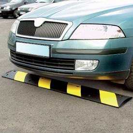 China rubber speed hump on sale