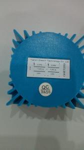 China toroidal transformer double 110v/doulbe 12V pcb mounted on sale