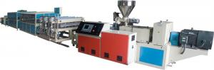 China Skinning Foam Board / PVC Sheet Extrusion Line 150kw - 350kw Power on sale