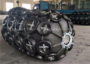 China Anti - Collision Marine Pneuamtic Rubber Fenders Durable Dock Bumper on sale
