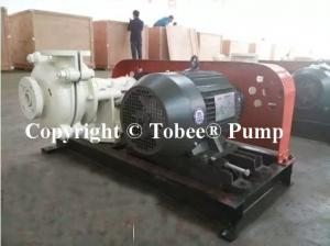 China Tobee™ Ash emulsion pump supplier on sale