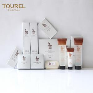 China Hotel Toiletries Amenity Product Disposable Hotel Kit Shampoo on sale