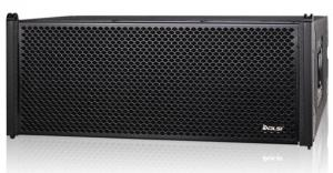 China Dual 10 inch three-way line array speaker (main amplification) PA210X on sale