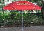 OEM factory hot selling beach umbrella , outdoor advertising umbrella from China