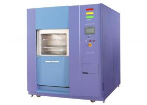 Quality Air To Air Thermal Shock Chamber , Environmental Test Chamber For Automotive Testing for sale
