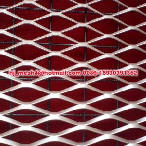 China Decorative expanded metal mesh on sale