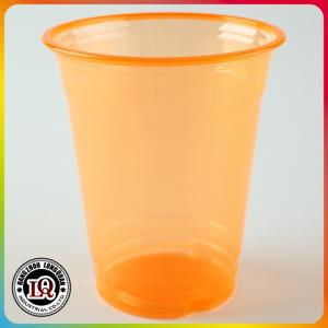 China Christmas PET Colored Plastic Cups on sale