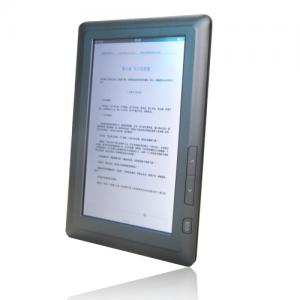 China 7inch TFT LCD Touch Screen EBook Reader with Built - in 4GB NAND Flash BT-E790 on sale