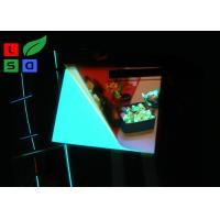 Multi Color EL Light Panel Super Brightness EL Illuminated Sheet For Sign Display