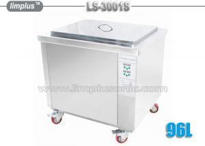 China Power Adjustable Industrial Ultrasonic Cleaning Bath For Moulds , Dies on sale