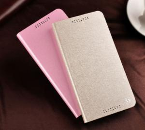 China Coloful Wallet PU Leather Book Style Cover Case skin for HTC 816w on sale
