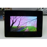 China  7 Inch Digital Photo Frame  reviews  USB with WIFI function for recordable picture  on sale