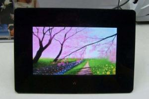 China La vue de photo de Digital de 7 pouces passe en revue USB avec la fonction de WIFI pour l'image enregistrable on sale