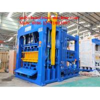 Automatic Hollow / Paver / Solid Block Making Machine Production Capacity 20000 PCS / Day