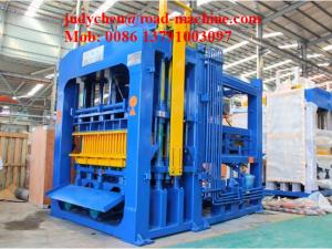 China Big Capacity Qt10-15 Automatic Hollow/Paver/Solid Block Making Machine, Production Capacity:	20000 PCS/Day, Automatic on sale