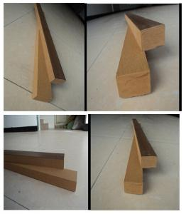 China Wood Plastic Composite for Park Bench Garden Bench on sale