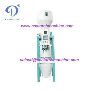 China COMMERCIAL INDIAN CORN FLOUR MILLING MACHINE CORN FLOUR PACKING MACHINE on sale