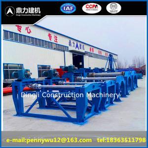 China roller suspension concrete pipe making machine on sale