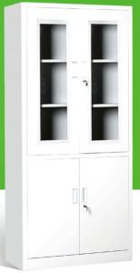 China Steel Medical Treatment Cabinet Powder Coating Medical Supply Cabinet CKD Type on sale