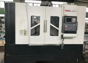 China Heavy Duty Belt Connection CNC Vertical Milling Center 600KG Max Load Universal on sale