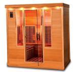 Salle pour quatre personnes LB-004B de sauna