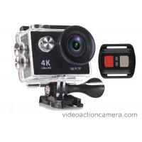 Sports Cam Hd Action Camera 1080p , H9R Remote Underwater Camera WiFi