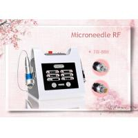 Professional Microneedle Radio Frequency Face Lifting Wrinkle Removal Machine
