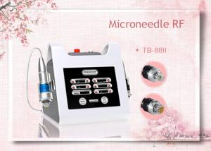 Quality Professional Fractional RF Microneedle Machine , Face Lifting Wrinkle Removal Machine for sale