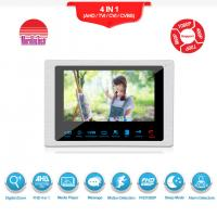 Morningtech video door phone for smart home video villa intercom system with transfer calling and IR-CUT night vision