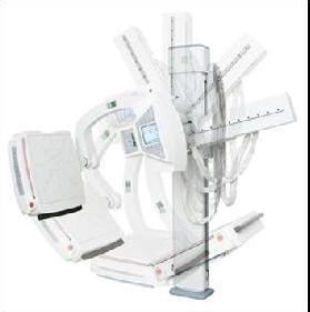 China High Frequency Digital U-Arm X-Ray System 50kw CE For Hospital on sale