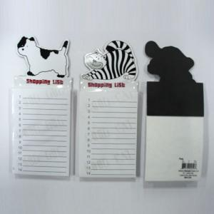 China magnetic fridge notepad ,magnetic sticky pad ,magnetic notepad on sale