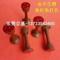 China Door stopper security bar, Hidden door suction, Glass door suction cups on sale