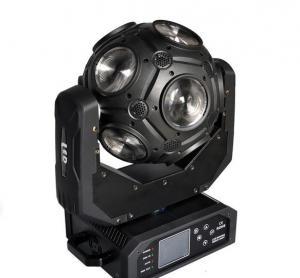 China 12pcs*20W RGBW Led Beam Football Moving Head Light/Led DJ Disco Ball Light on sale