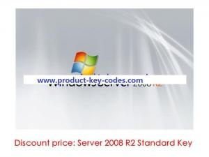 China microsoft windows server 2008 r2 standard Product Key Business & Finance on sale